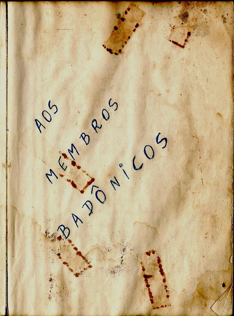 Caderno de poemas (1970-1974)